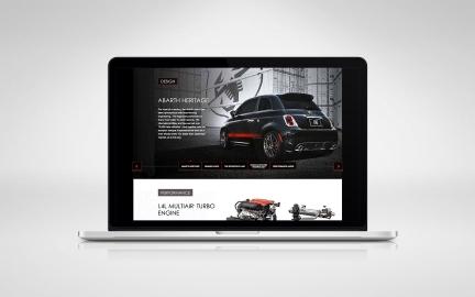 Fiat Canada Website