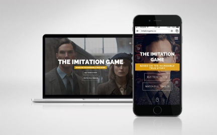 The Imitation Game Movie Website